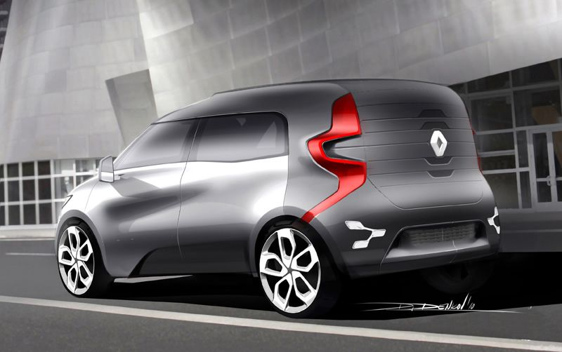 Renault « All The Sketches