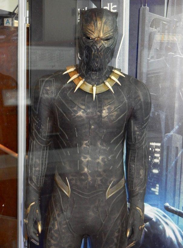 Erik Killmonger Costume Black Panther Panthers