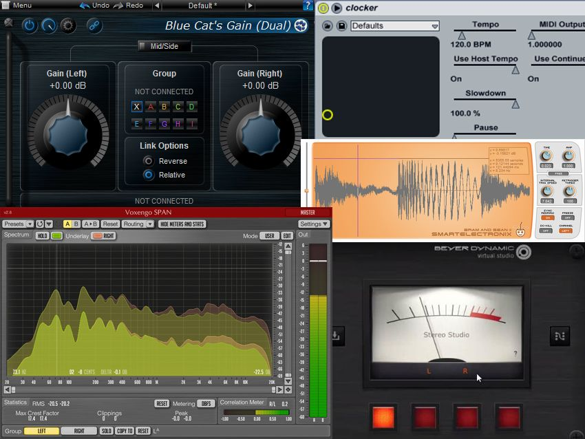 6 of the best free VST/AU plugin utilities and tools