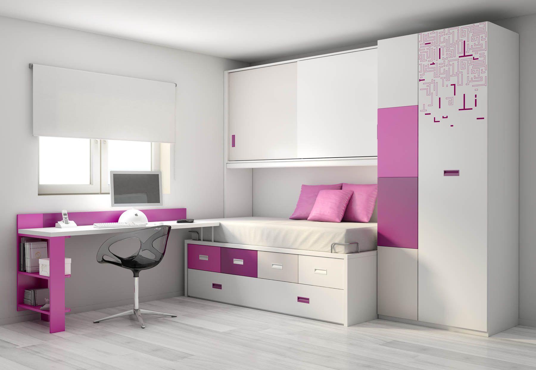 Habitaci n infantil del cat logo de mueble juvenil kids up2 de muebles ros kids up 2 - Muebles habitacion infantil ...