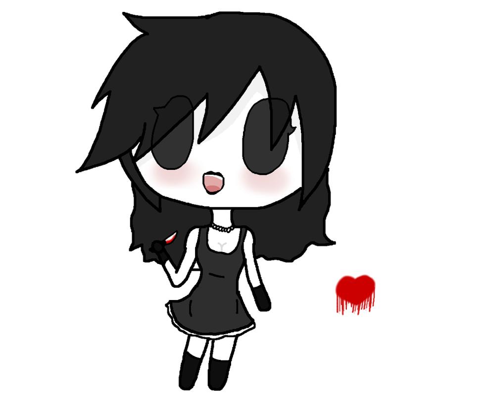 Jane The Killer Chibi