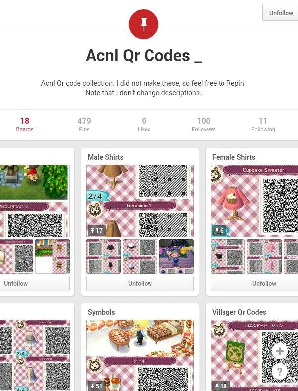 find my qr code