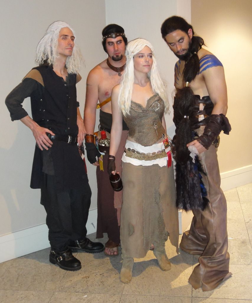 My Daenerys Targaryen Costume for Dragon*Con! » Aradani Costumes ...