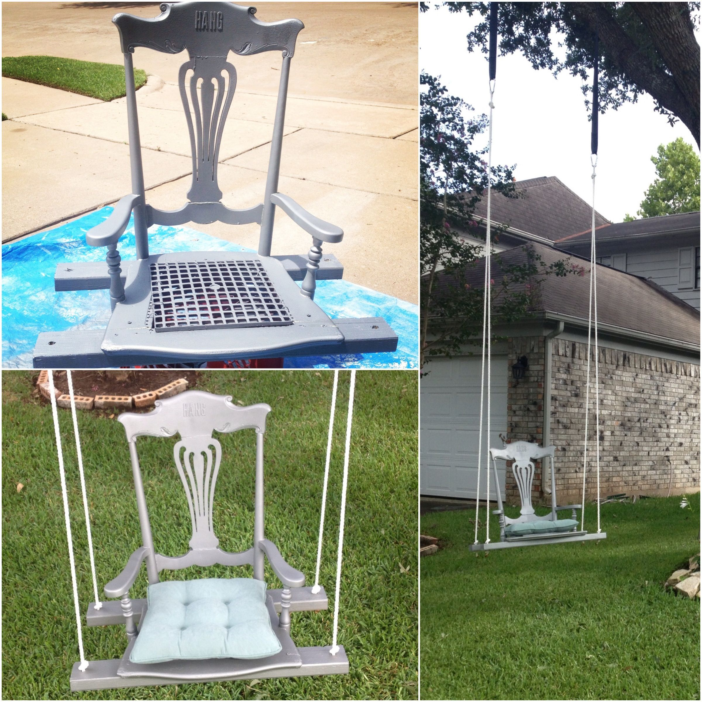 ideas inspirational picnic images swinging watchthetrailerfo furniture wooden decoration chair swing new outdoor table of