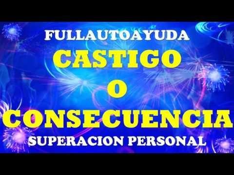 CASTIGO O CONSECUENCIA | AUTOAYUDA Y SUPERACION PERSONAL http://itz-my.com