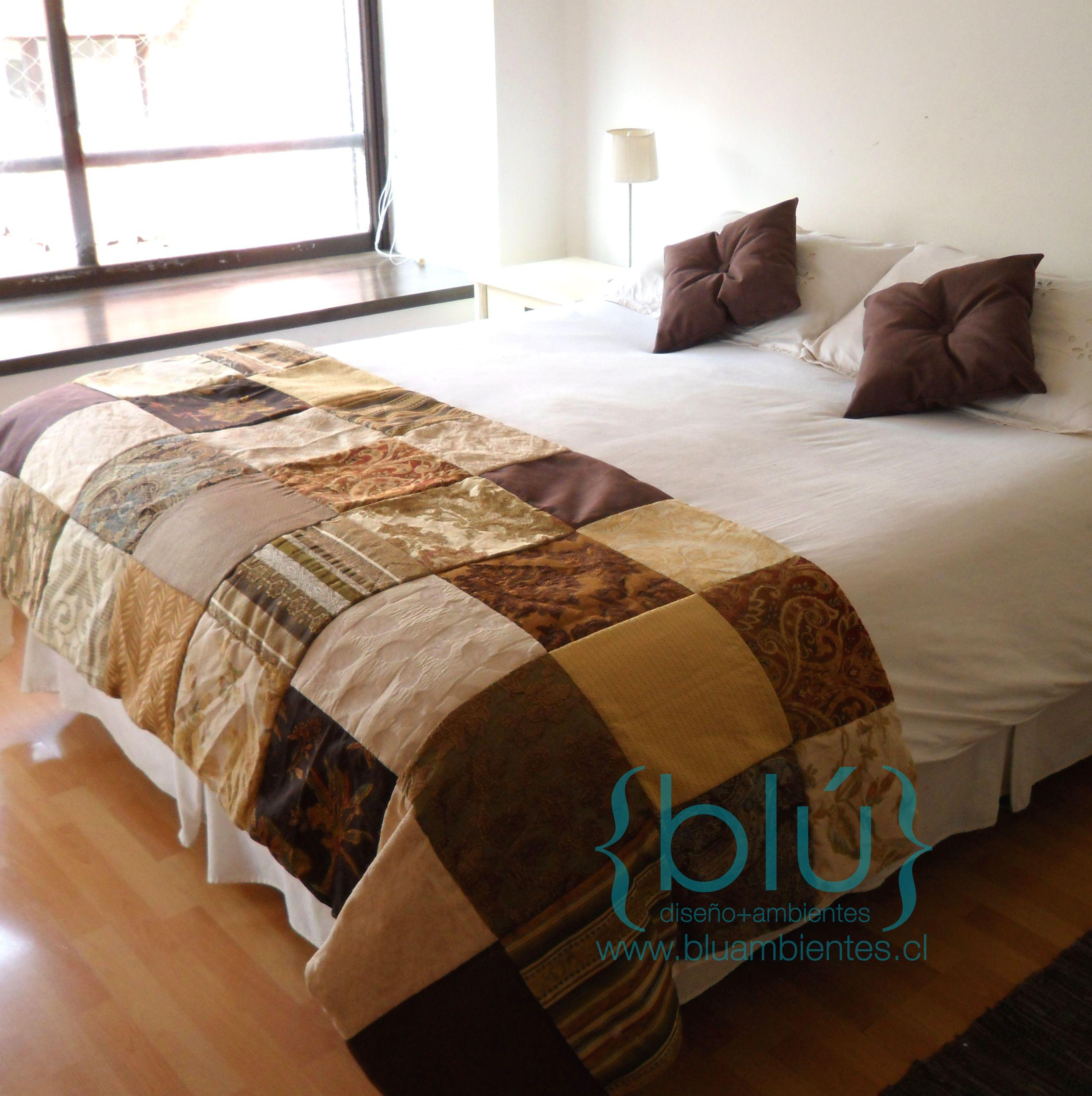 Piecera Patchwork tamaño King | dormitorio | Pinterest | Bettüberwurf