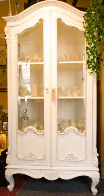 Superior Chateau Louis XIV Display Cabinet In Our Southport Furniture Showrooms    £1338 Harvestmoon