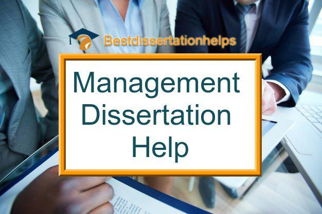 Dissertation help by phd experts