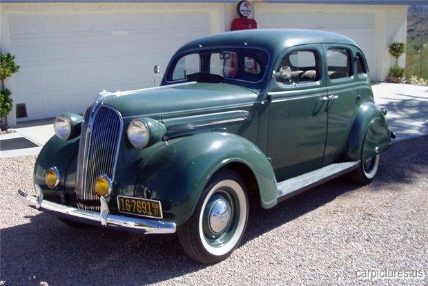 1937 plymouth special deluxe sedan for 1937 plymouth 4 door sedan