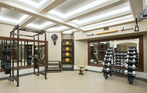baller home gym equipment press from blood sweat