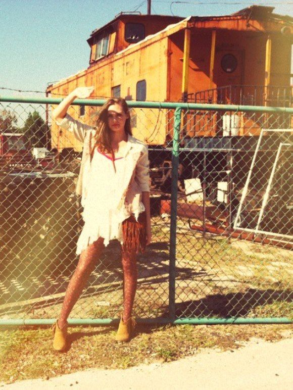 alissa : free people white provisions