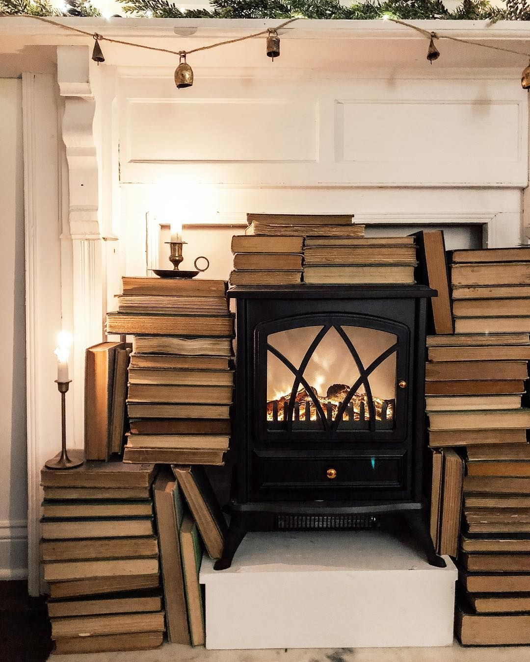 Pin By Little Yellow Cottage On Cozy Cottage Living: Pin By Little Yellow Cottage On ***Fireplaces***