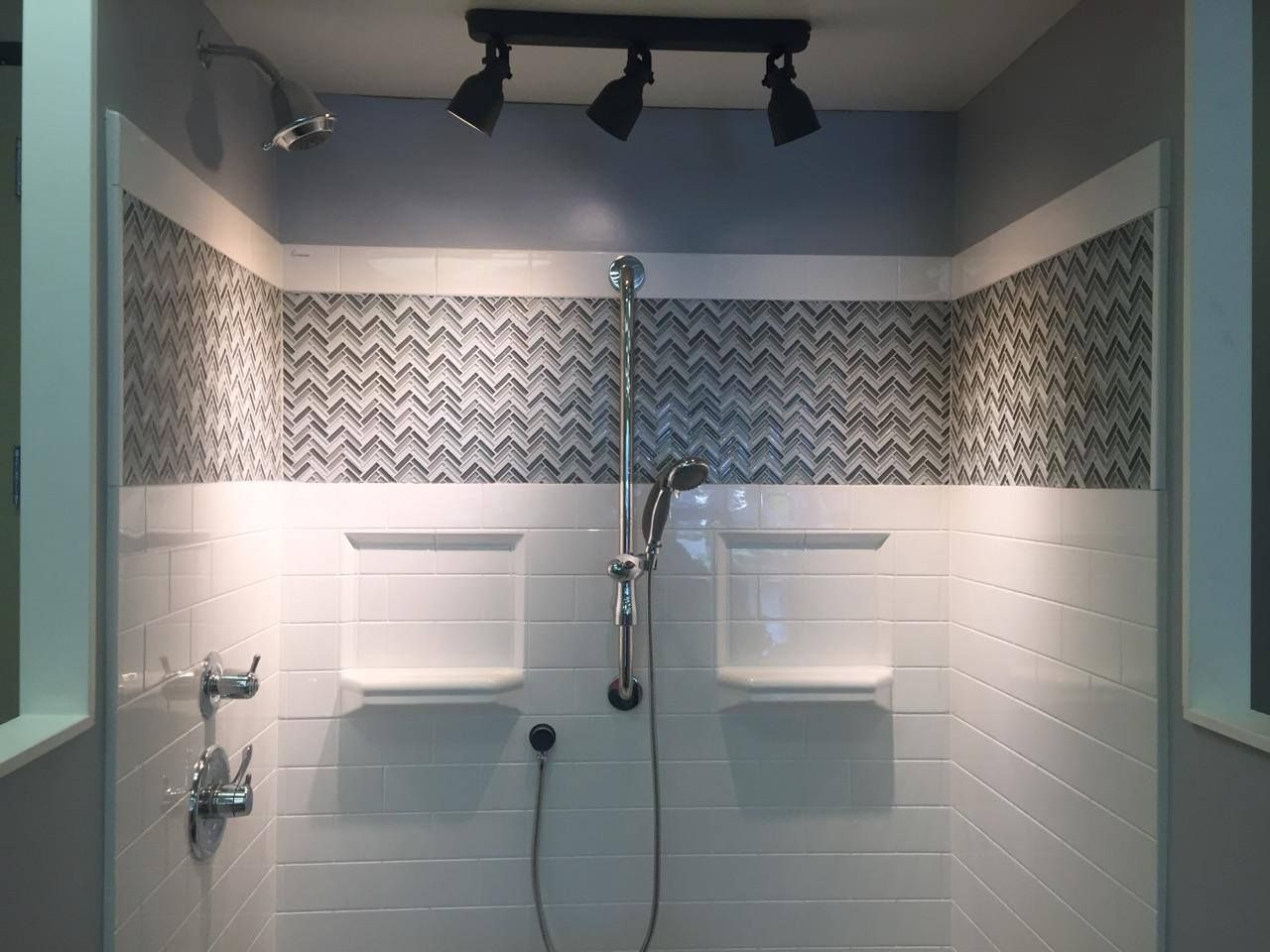 Designer Series shower by All In One Mobility in Portland ...