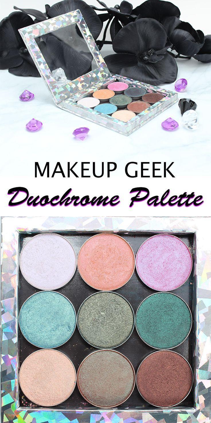 Makeup Geek Duochrome Palette