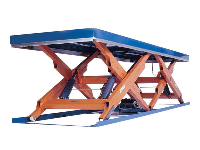 Double Horizontal Scissor Lift Scissor Lift Table Scissors Lift