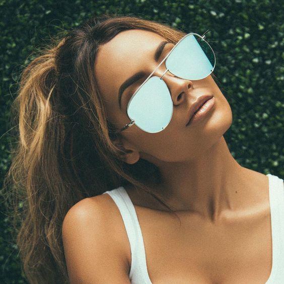 859a796225 2017 Summer Polarized Sunglasses Brand Designer Pilot Sunglasses Women  Driving Vintage Sun Glasses Eyewear UV400 For Women