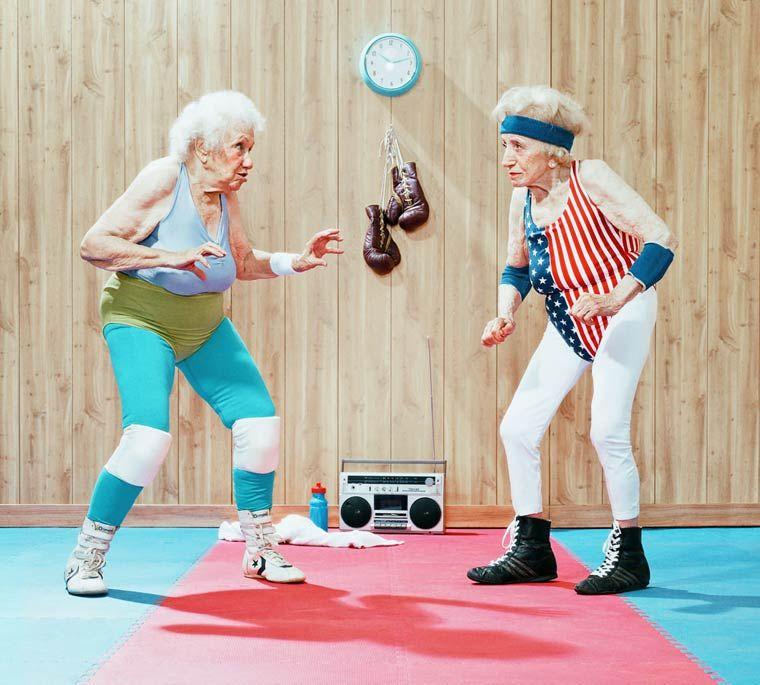 Веселые картинки о пенсионерах, анимацией