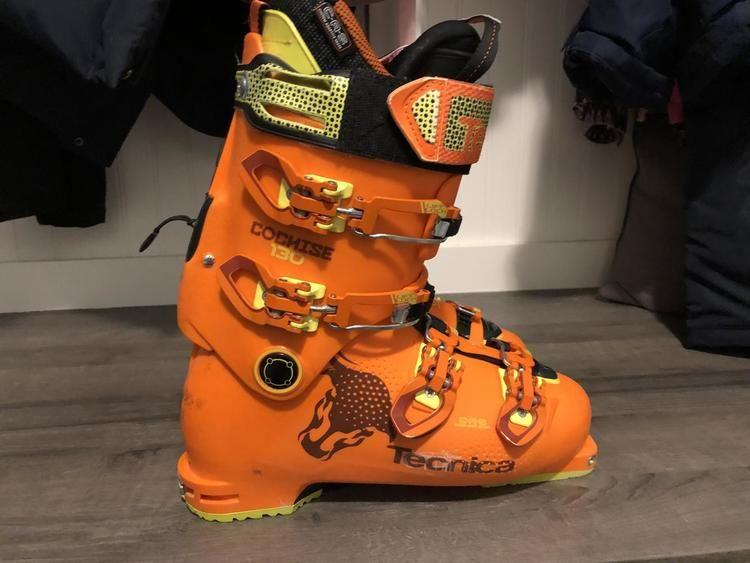 Salomon Men's Alpine Touring QST Pro 120 130 Flex Ski | SOLD