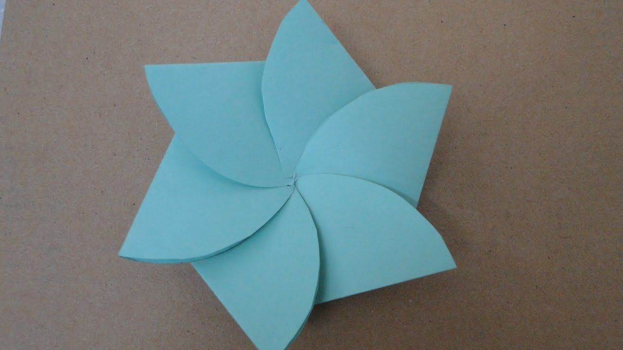 Flower Envelope Card Tutorial  How To Make Flower Envelope Card