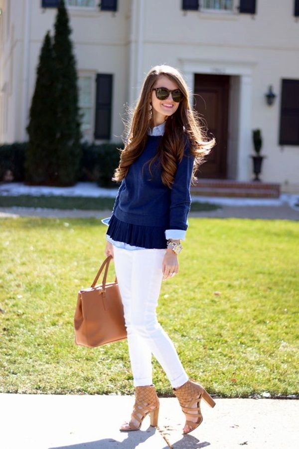 preppy outfits and fashion ideas 17 | Preppy outfits, Cute