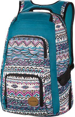 DAKINE Jewel Laptop Backpack Rhapsody II - via eBags.com ... ea768b3100e6d