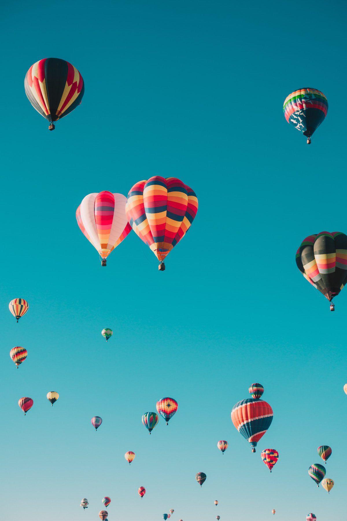 ALBUQUERQUE Go, Be You Travel Guide Balloon pictures
