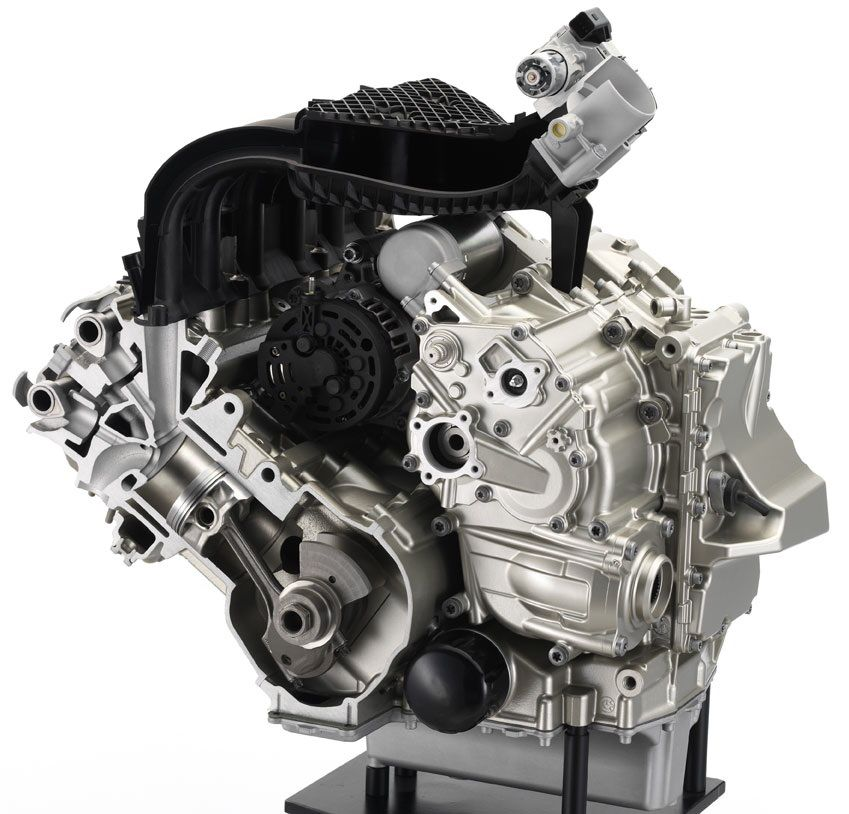 Mechanical engineering car engine - photo#43