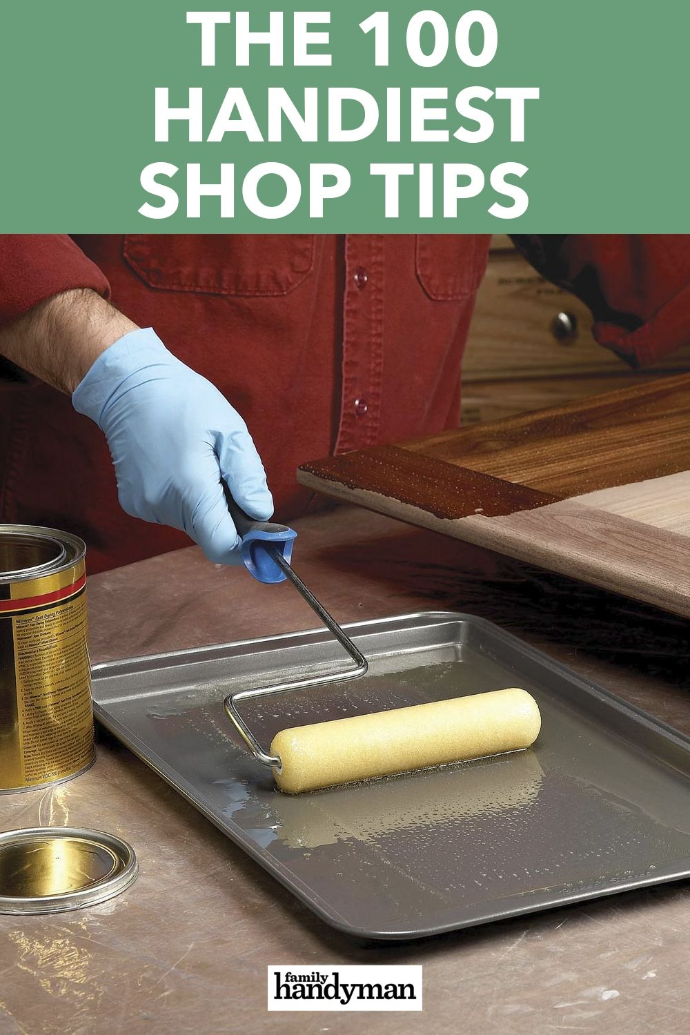 The 100 Handiest Shop Tips Woodworking tips, Tips, Shopping
