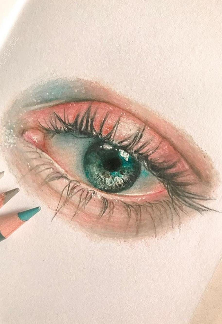 36 Awesome Eye Drawing Images ! How to draw a realistic eye! Part 18 #realisticeye