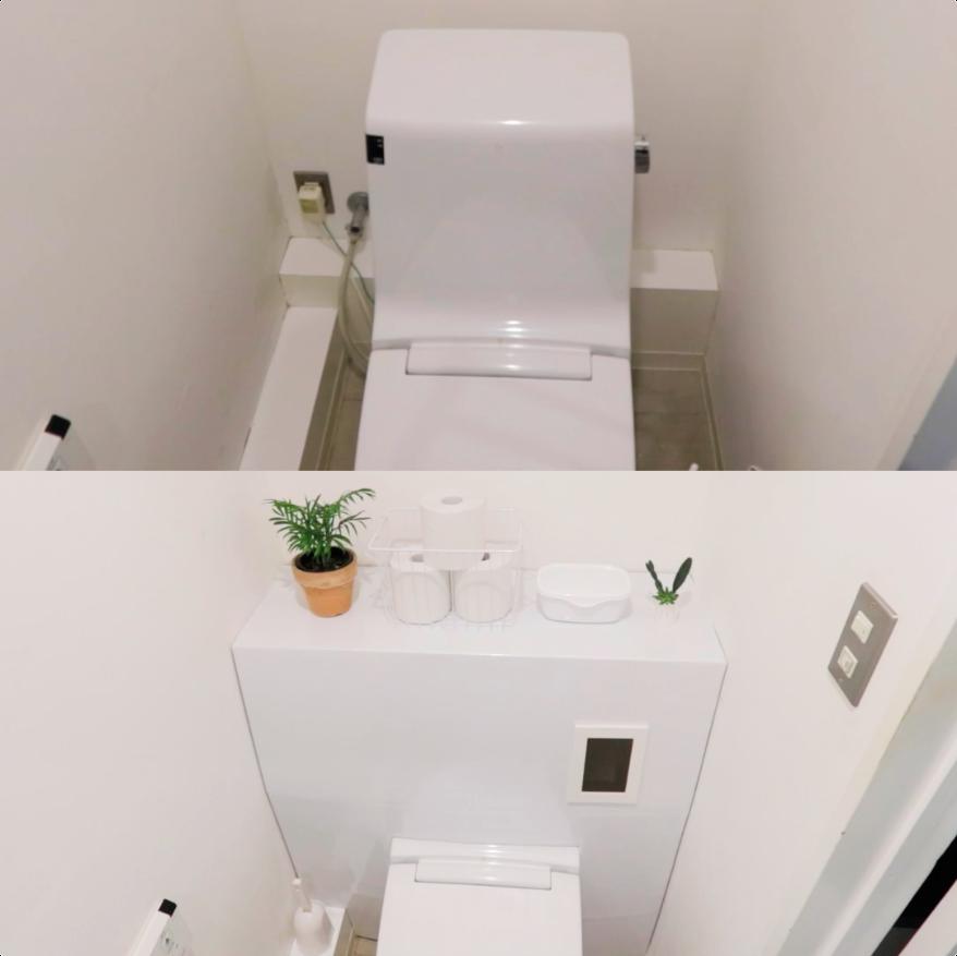 賃貸でもok 簡単におしゃれなトイレをdiyする方法 簡単diy トイレ