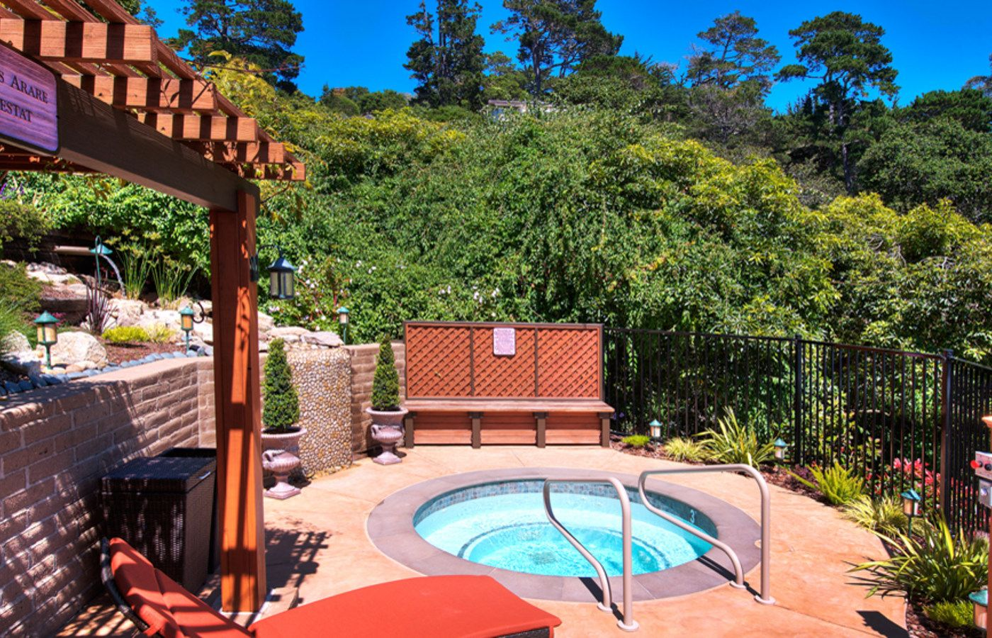 Luxury Hotels Carmel Ca Tickle Pink Inn Sur California