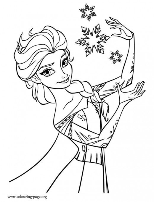 - Disney's Frozen Party Ideas & Free Printables Elsa Coloring Pages, Disney  Princess Coloring Pages, Elsa Coloring