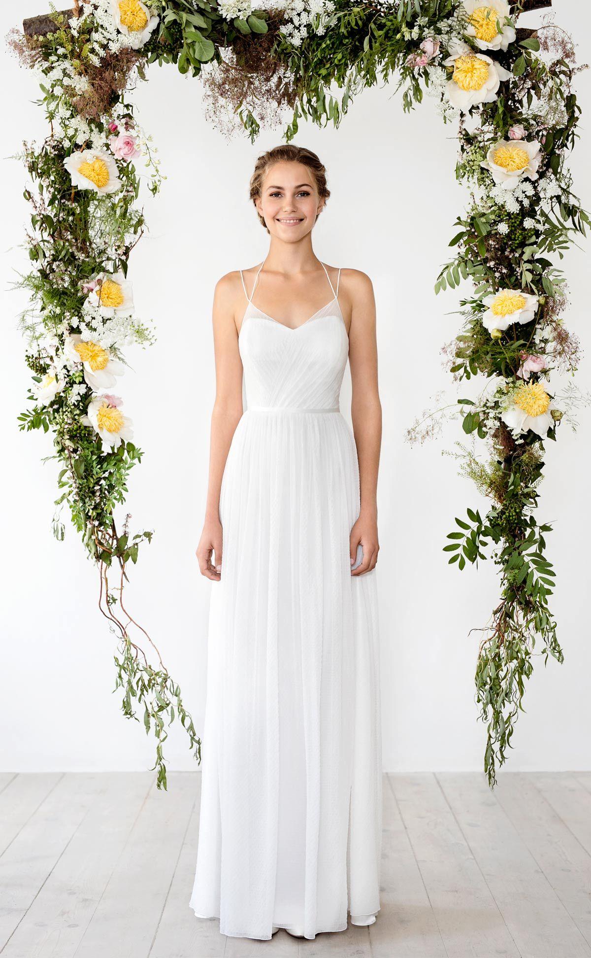 kisui.de erin | Kleid | Pinterest | Standesamt, Hochzeitskleid und ...