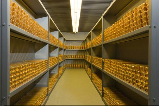 Bundesbank Transfers Gold from New York and Paris Gold