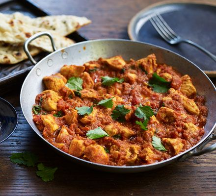 Cook our healthy chicken madras curry and ditch the takeaway menu instead of calling the curry house make your own healthy chicken madras visit bbc good food for more winning curry recipes forumfinder Image collections