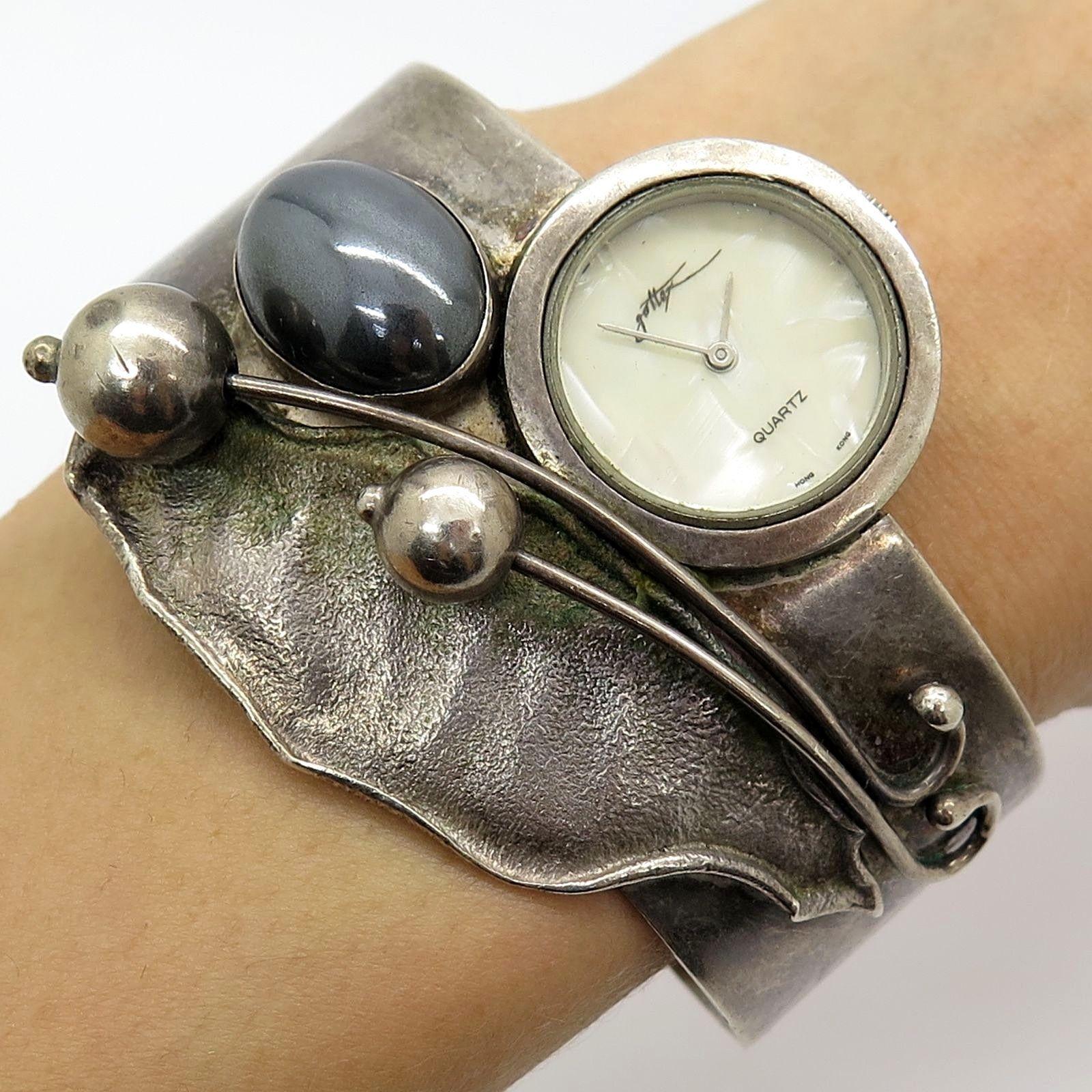 Naoyco Teinxi On Pinterest Mk3278 Rare Avi Soffer Israel Modernist Sterling Silver Art Design Cuff Bracelet Watch Https