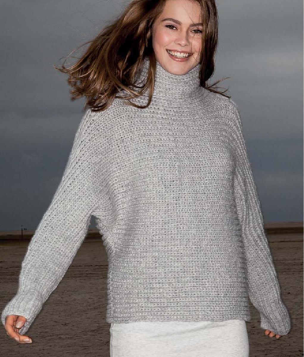 Lana Grossa FILATI Handstrick No. 61 | Crochet cardigan ...