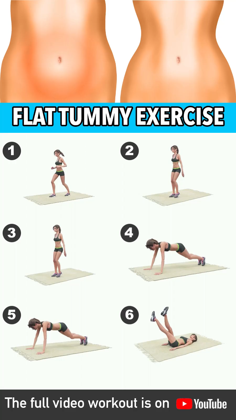 #Flat #Tummy -  #Flat #Tummy  - #fitness #flat #GymHumor #Pilates #tummy #Yoga