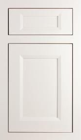 Dura Supreme Cabinetry Lauren Inset Cabinet Door Style
