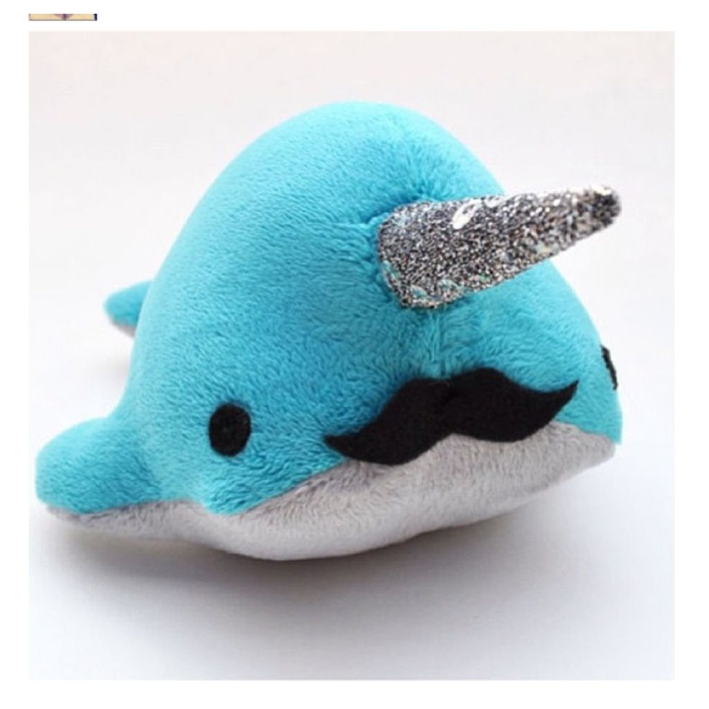 Narwhals! I need this!!!! Cute narwhal, Narwhal plush