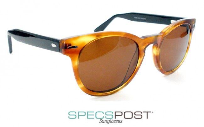 Kitsch Round Sunglasses