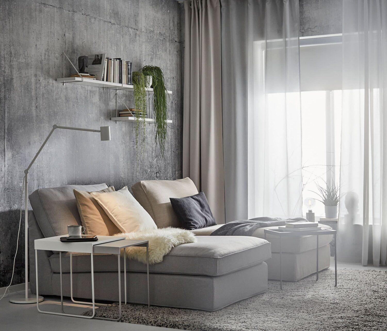 10 Dreamy Living Room Ideas From Ikea 2021 Catalogue Daily Dream Decor Ikea Canape Fauteuil Canape Ikea