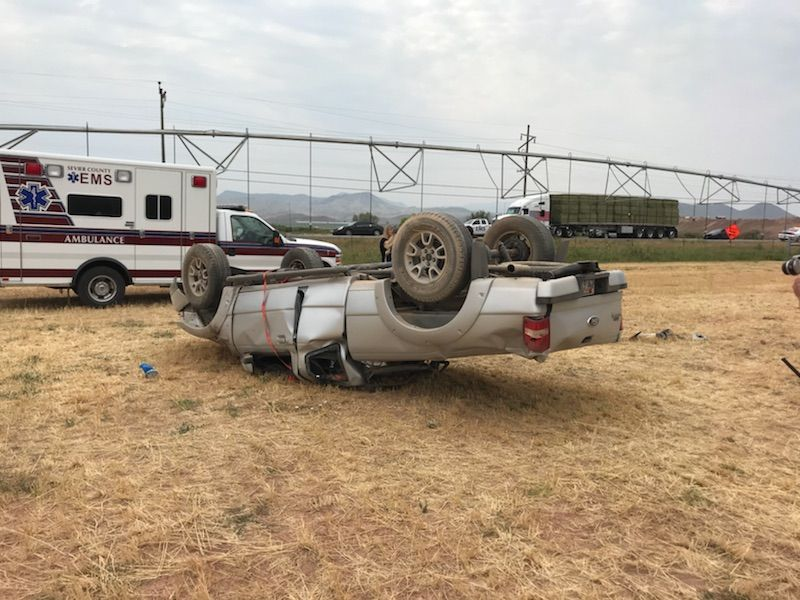 86yearold man dies after losing control of vehicle in