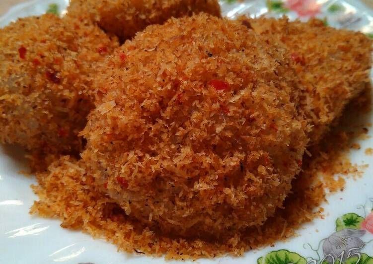 Resep Ketan Bumbu Serundeng Oleh Homsah Artatiah Resep Makanan Resep Masakan Indonesia Resep Kue Beras
