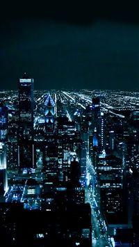 City Lights Tokyo Iphone 5s Wallpaper Download Iphone Wallpapers