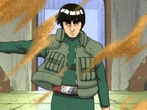 Naruto: Season 2 Episode 50 — The Fifth Gate: A Splendid