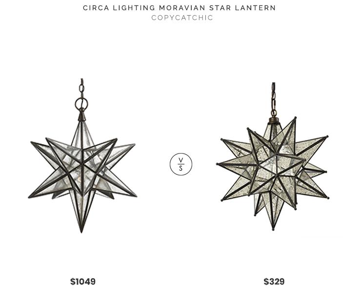 Circa lighting moravian medium star lantern 1049 vs ballard designs moravian star lantern 329 morovian star lantern chandelier pendant look for less