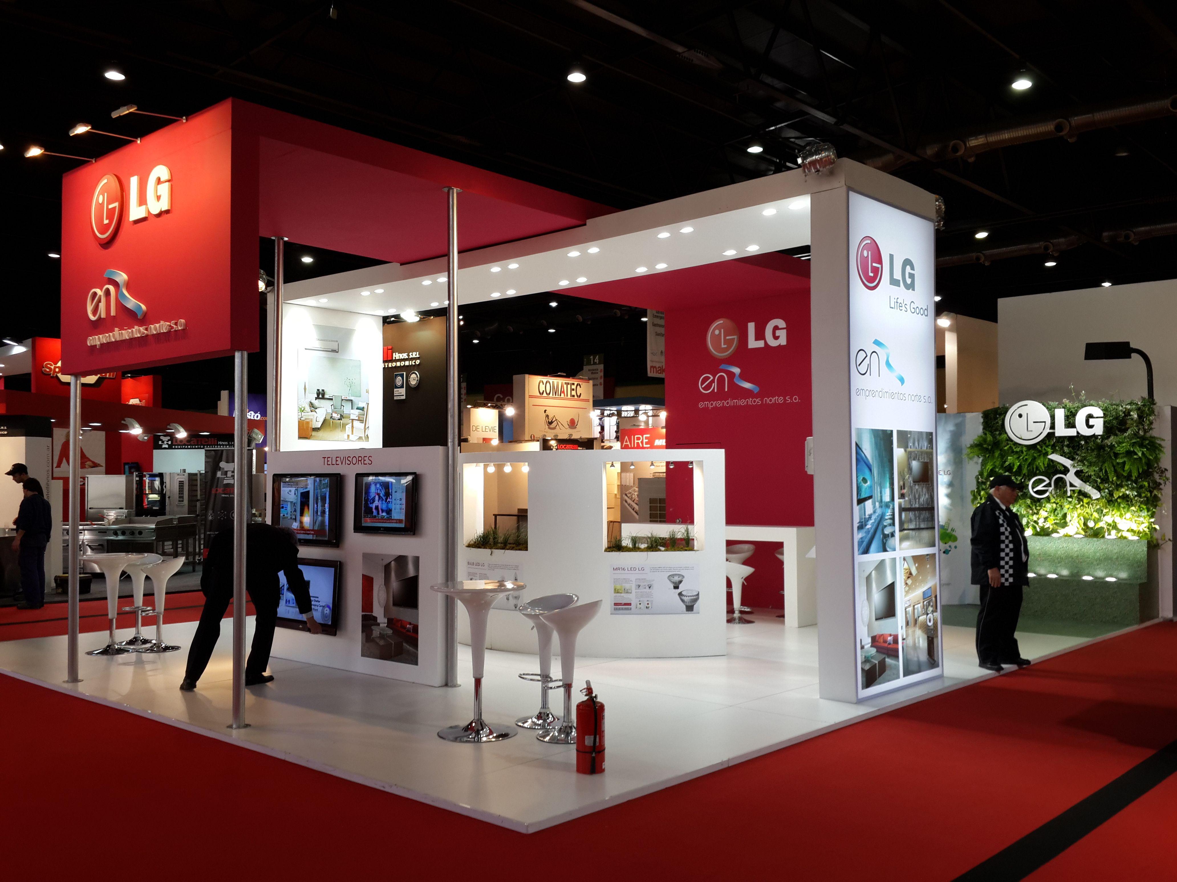 Expo Stands Kioska : Stand lg hotelga diseño y producción stands
