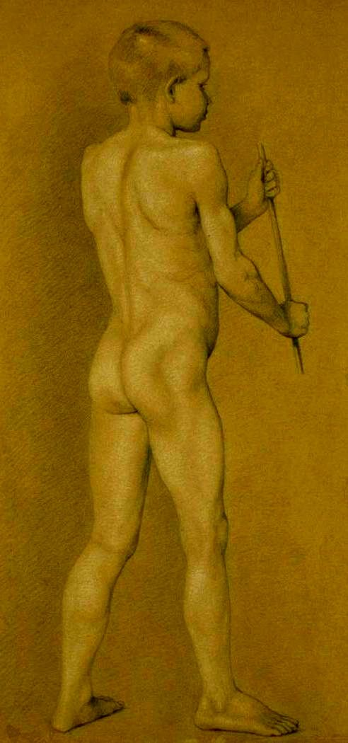Academic Nudes of the 19th Century: 2010-12-05