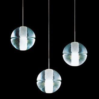 Omer Arbel Four Suspension Lamp Lighting Pendants
